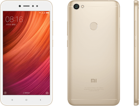 Смартфон Xiaomi Redmi Note 5A Prime 3Gb/32Gb (Золотой) Global Version