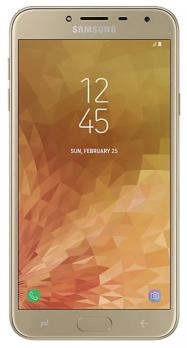 Смартфон Samsung Galaxy J4 (2018) 32GB Gold Золотой