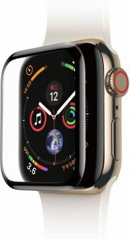 Защитное стекло Baseus Full-screen Curved Tempered Film для Apple Watch series 4 44mm