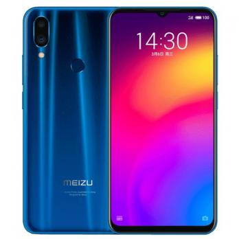 Смартфон Meizu Note 9 4/128GB Синий EU