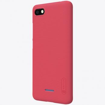 Чехол-накладка Nilkin для Xiaomi Redmi 6A Red