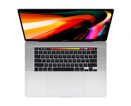 Ноутбук Apple MacBook Pro 16 with Retina display and Touch Bar Late 2019 MVVL2LL/A Silver i7/16Gb/512Gb