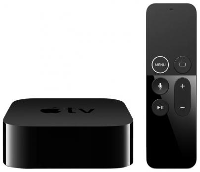 Медиаплеер Apple TV 4K 64GB MP7P2LL/A