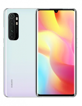 Смартфон Xiaomi Mi Note 10 Lite 8/128GB Белый (Global Version)