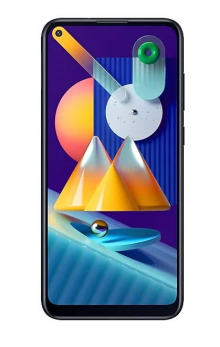 Смартфон Samsung Galaxy M11 32Gb Черный