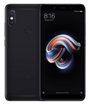 Смартфон Xiaomi Redmi Note 5 4Gb/64Gb (Чёрный) Global Version