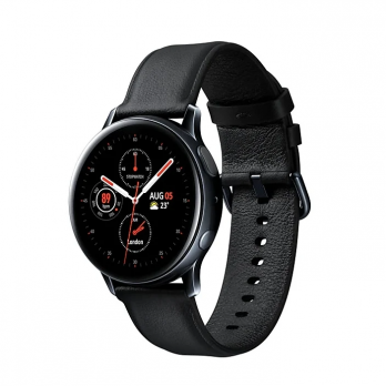 Часы Samsung Galaxy Watch Active2 cталь 40 мм Черный LTE