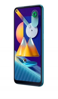 Смартфон Samsung Galaxy M11 32Gb Бирюзовый