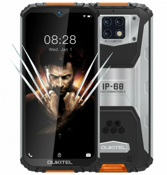 Смартфон OUKITEL WP6 6/128GB Оранжевый