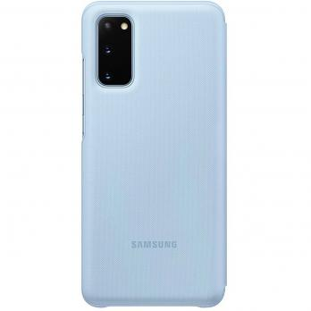 Чехол Samsung S20+ SILICONE COVER Original, Blue
