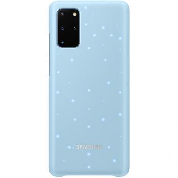 Чехол Samsung S20+ SMART LED COVER Original, Blue