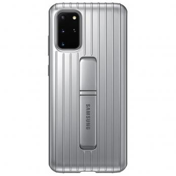 Чехол Samsung S20+ PROTECTIVE COVER , Silver