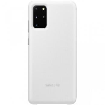 Чехол Samsung S20+ SMART CLEAR VIEW Original, White