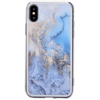Накладка Devia Landscape Case для Iphone X/XS ,Green