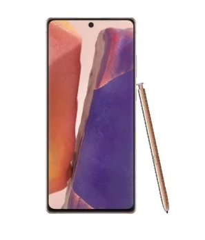 Смартфон Samsung Galaxy Note 20 5G 8/256GB (Snapdragon 865+) Бронза