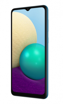 Смартфон Samsung Galaxy A02 2/32GB Синий