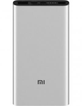 Аккумулятор Xiaomi Mi Power Bank 3 10000 mah(PLM12ZM),Silver