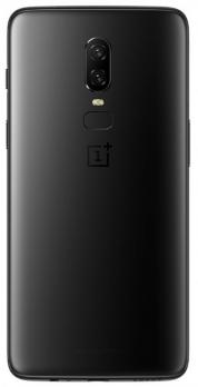Смартфон OnePlus 6 8/256GB Midnight Black