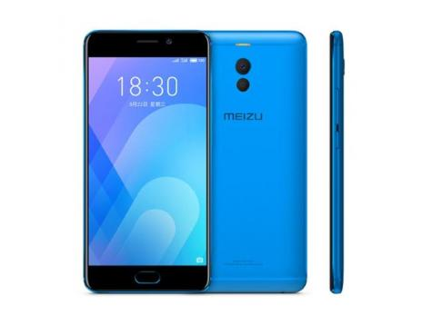 Смартфон Meizu M6 Note 4/64GB Blue EU
