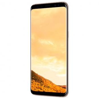 Смартфон Samsung Galaxy S8 64Gb Maple Gold (Желтый топаз)