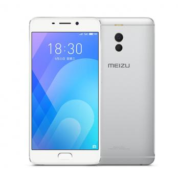 Смартфон Meizu M6 Note 4/64GB Серебристый EU