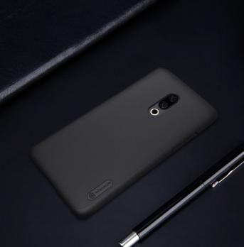 Чехол-накладка Nillkin для Meizu 15 Plus Black