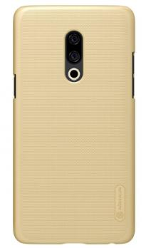 Чехол-накладка Nillkin для Meizu 15 Plus Gold