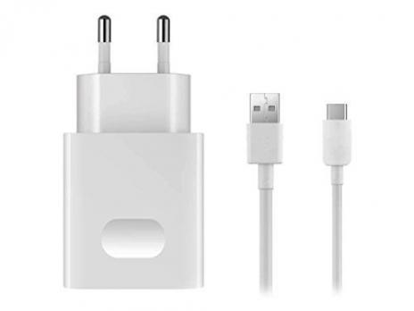 Huawei Quick Charger 9V2A +2 type-C Data Cable 18W