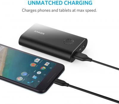 Кабель Anker powerline+type-C 1.8m A8188