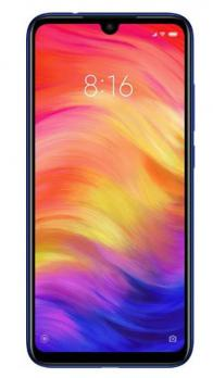 Смартфон Xiaomi Redmi Note 7 3/32Gb Blue Global Version
