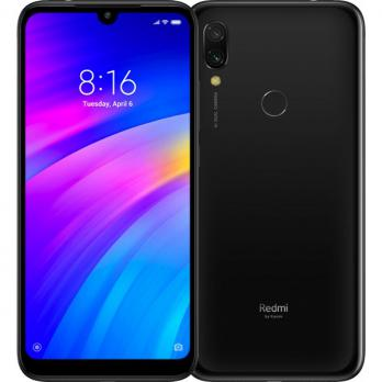 Смартфон Xiaomi Redmi 7 3/64GB Черный (Global Version EU)